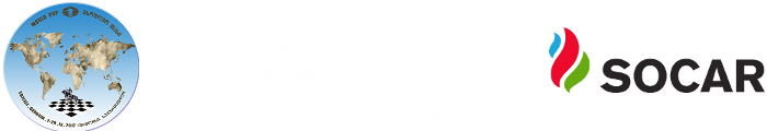 FIDE World Chess Cup 2017 Tbilisi Georgia Logo