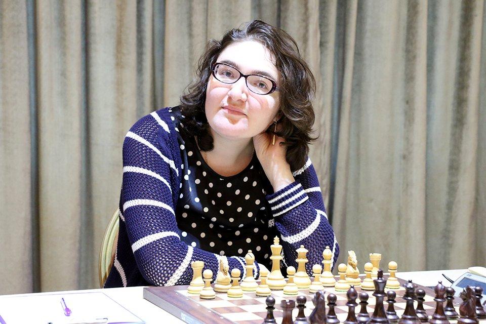 Gm Nana The Chess Olympiad Starts